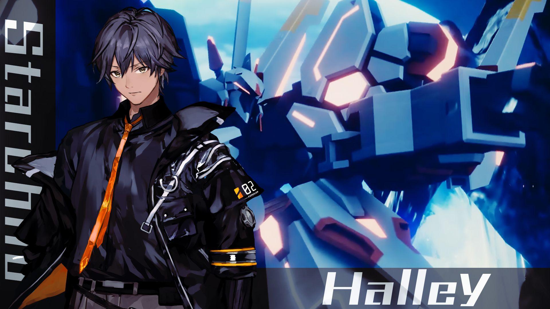 Relayer Halley
