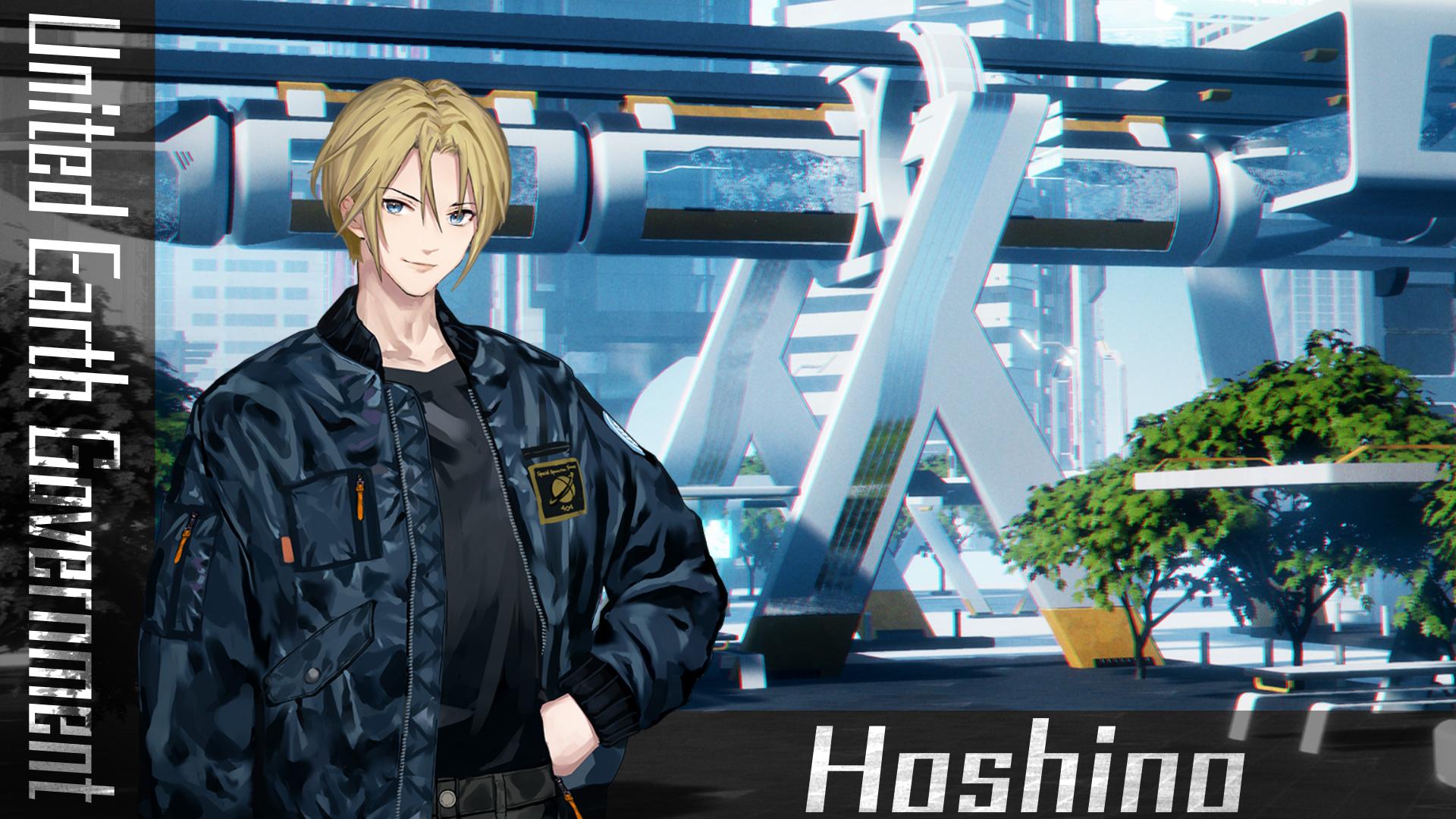 Relayer Hoshino