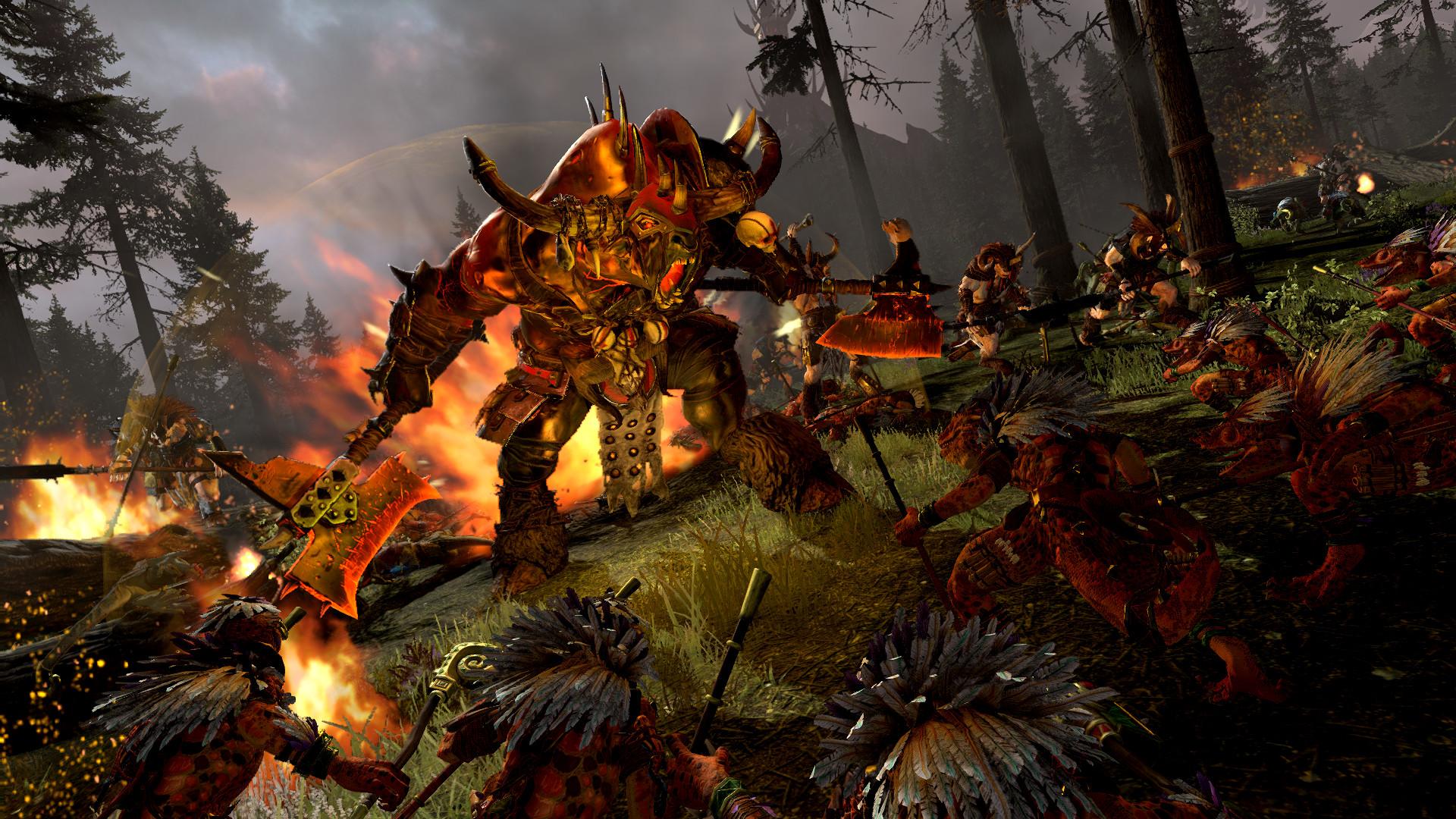 Total War Warhammer Silence Fury