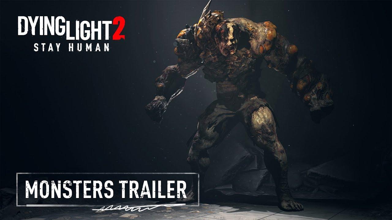 dying light 2 gameplay trailer