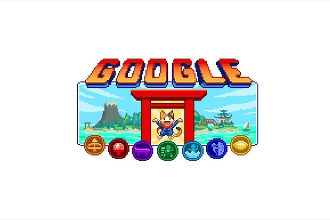 Google Doodle Champion Island Games
