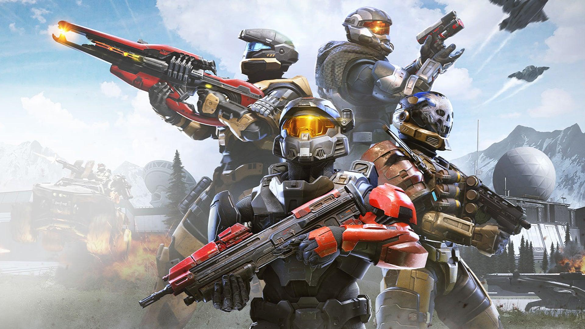 Halo Infinite Beta Sign-Up