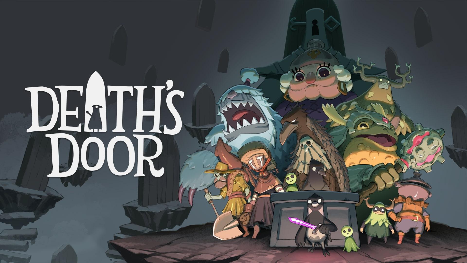 how long is death's door