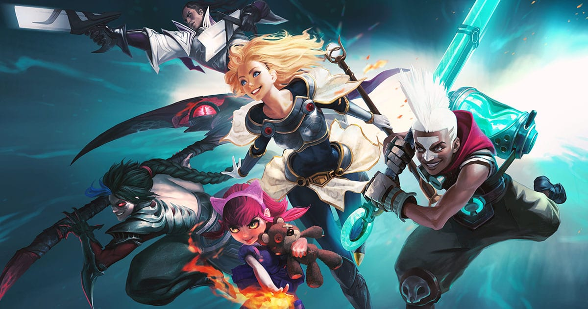 league of legends play free