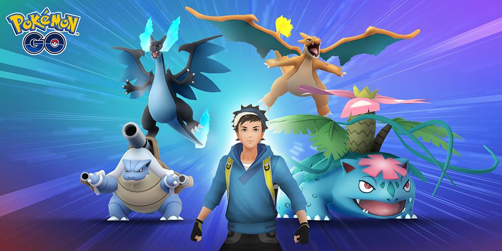 pokemon go mega evolution
