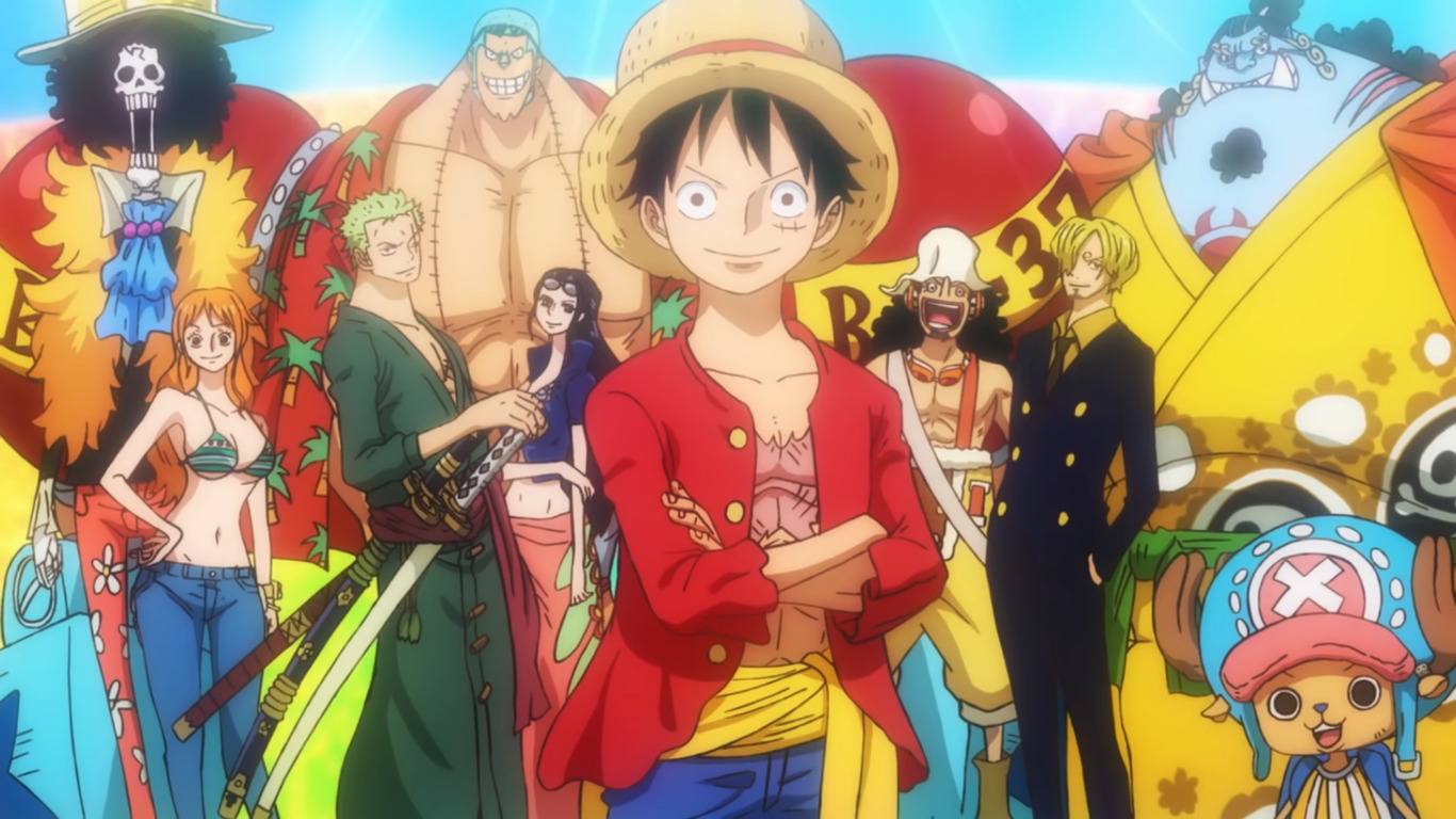 One Piece Personality Quiz