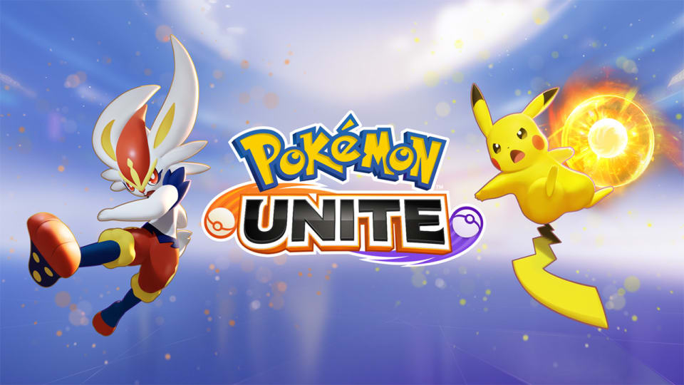 pokemon unite, battle items