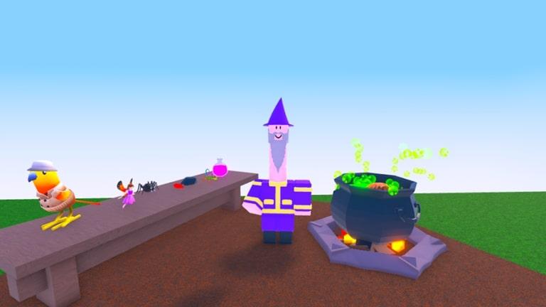 wacky wizards gems