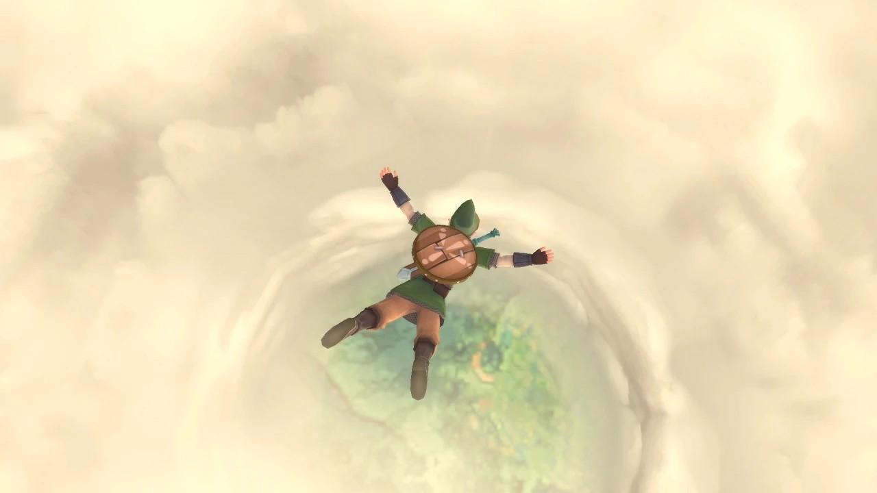 Skyward Sword, Zelda
