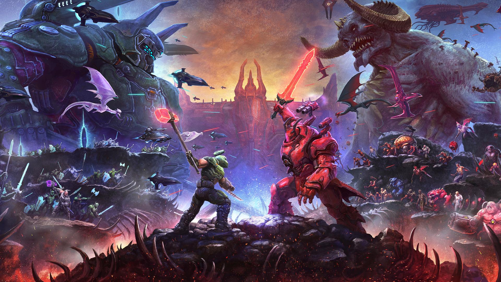 DOOM Eternal DLC2