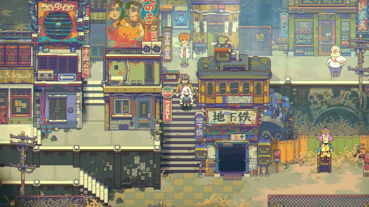2D Pixel Adventure
