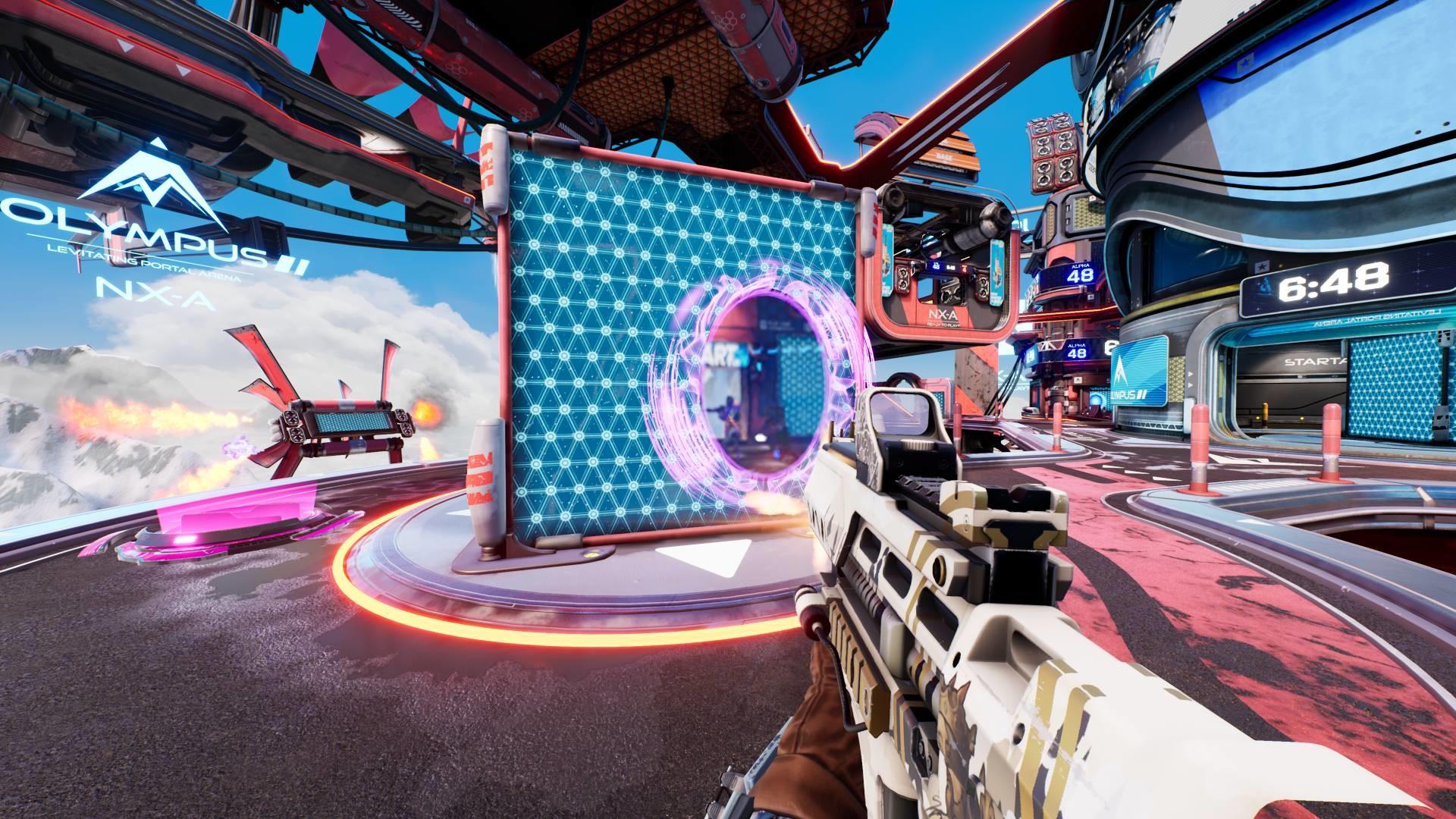 Splitgate portal kills