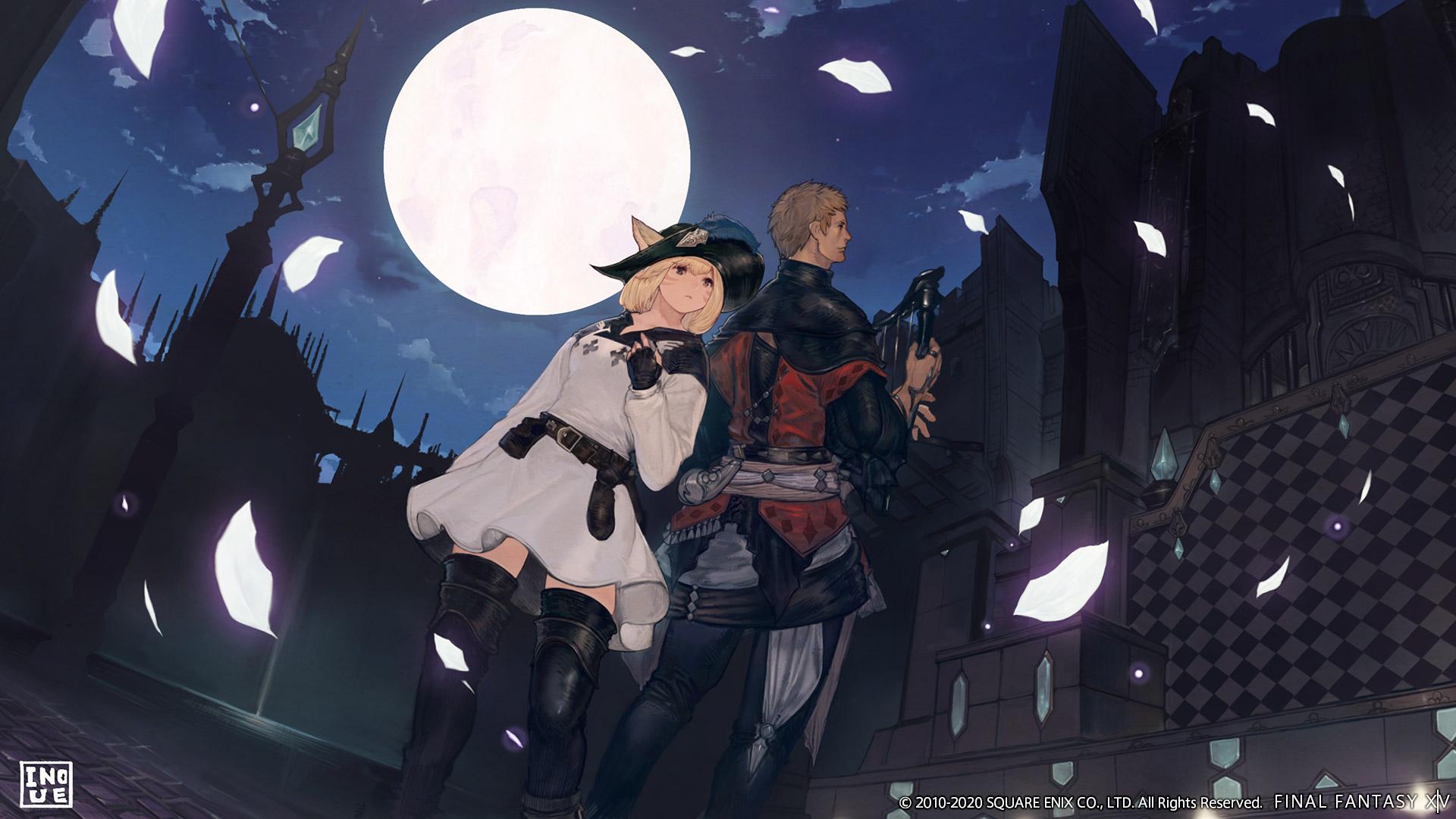 Final Fantasy XIV The Rising (1)