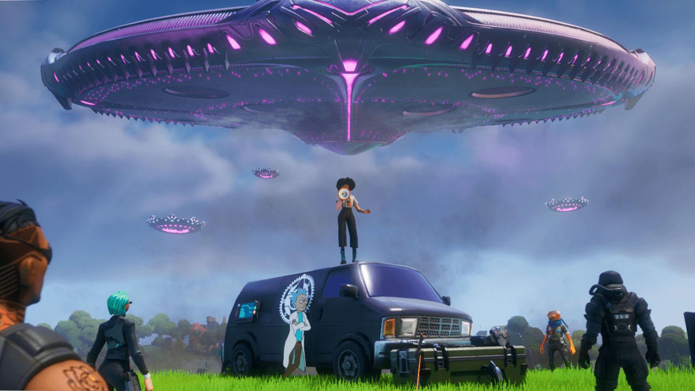 fortnite defeat aliens