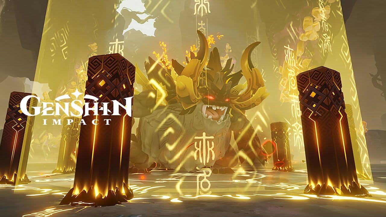 Genshin Impact Azhdaha
