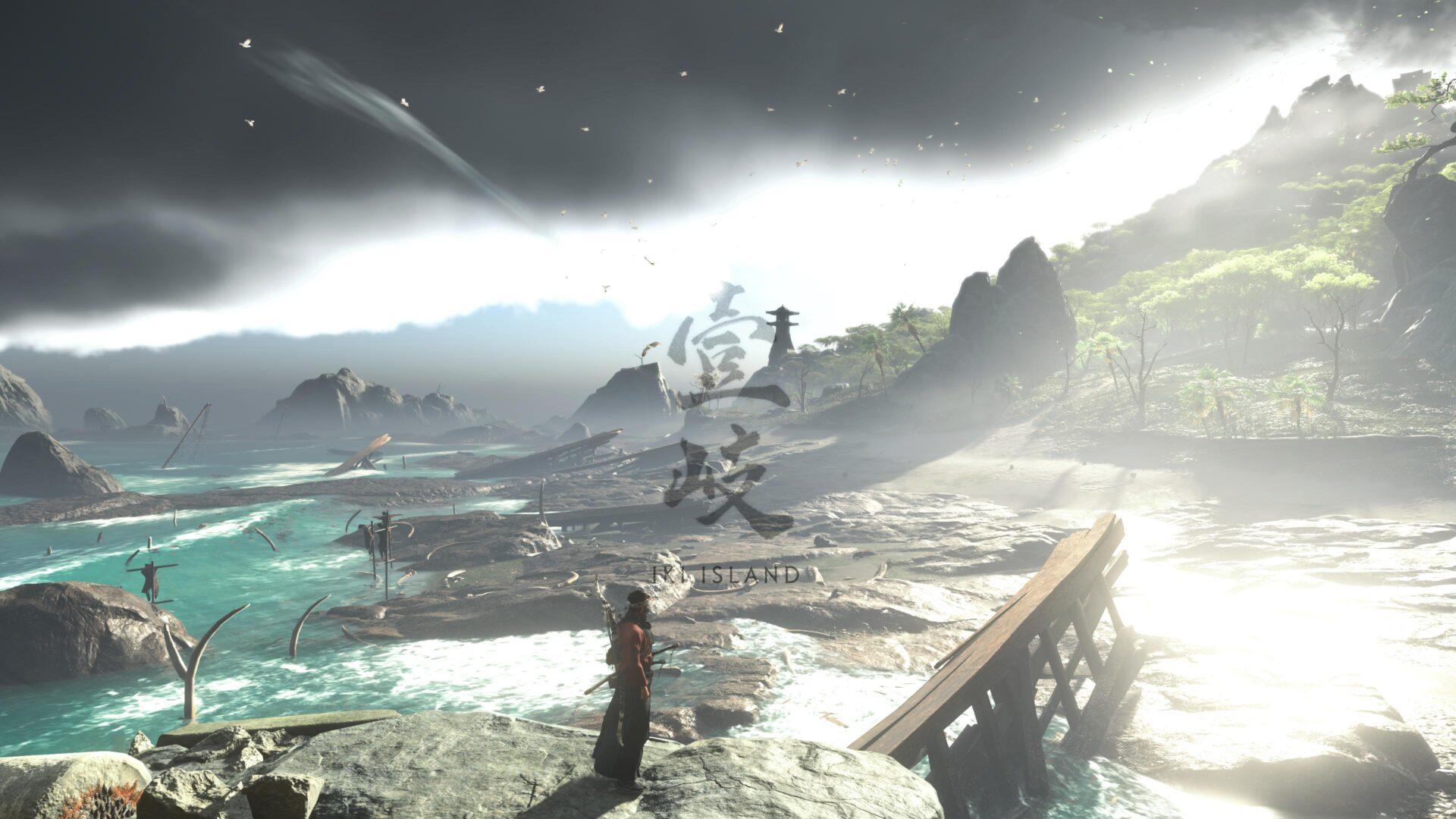 how long iki island DLC is