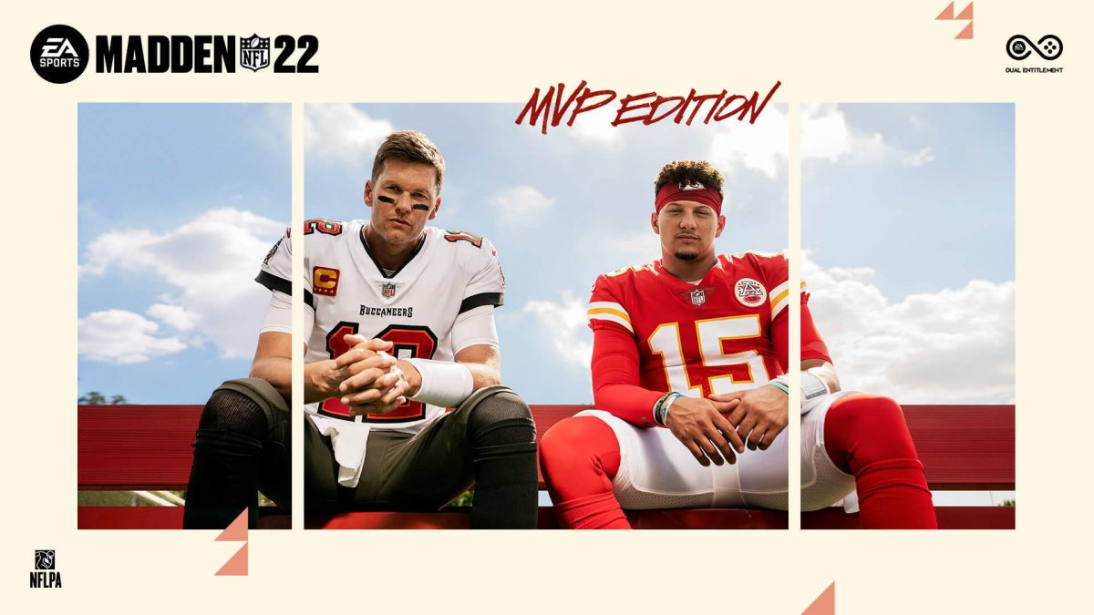 Madden 22 Cover