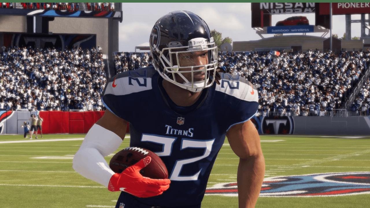 Madden NFL 22: Derrick Henry