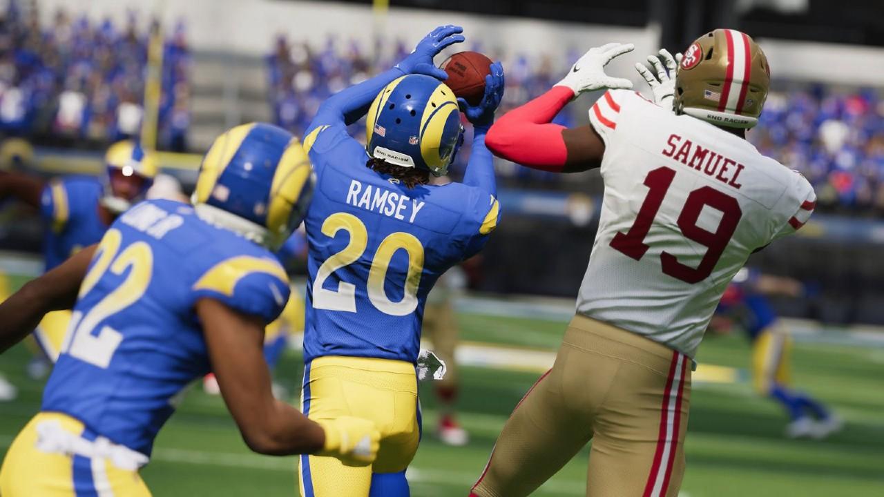 Madden NFL 22: Jalen Ramsey