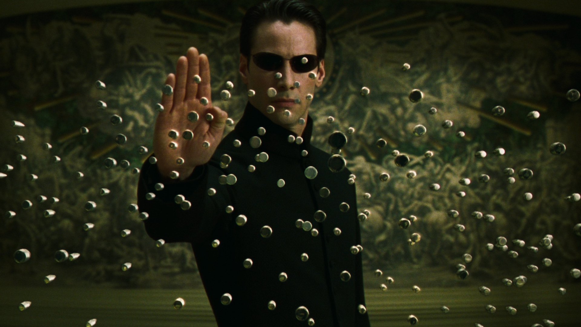 Matrix trivia quiz
