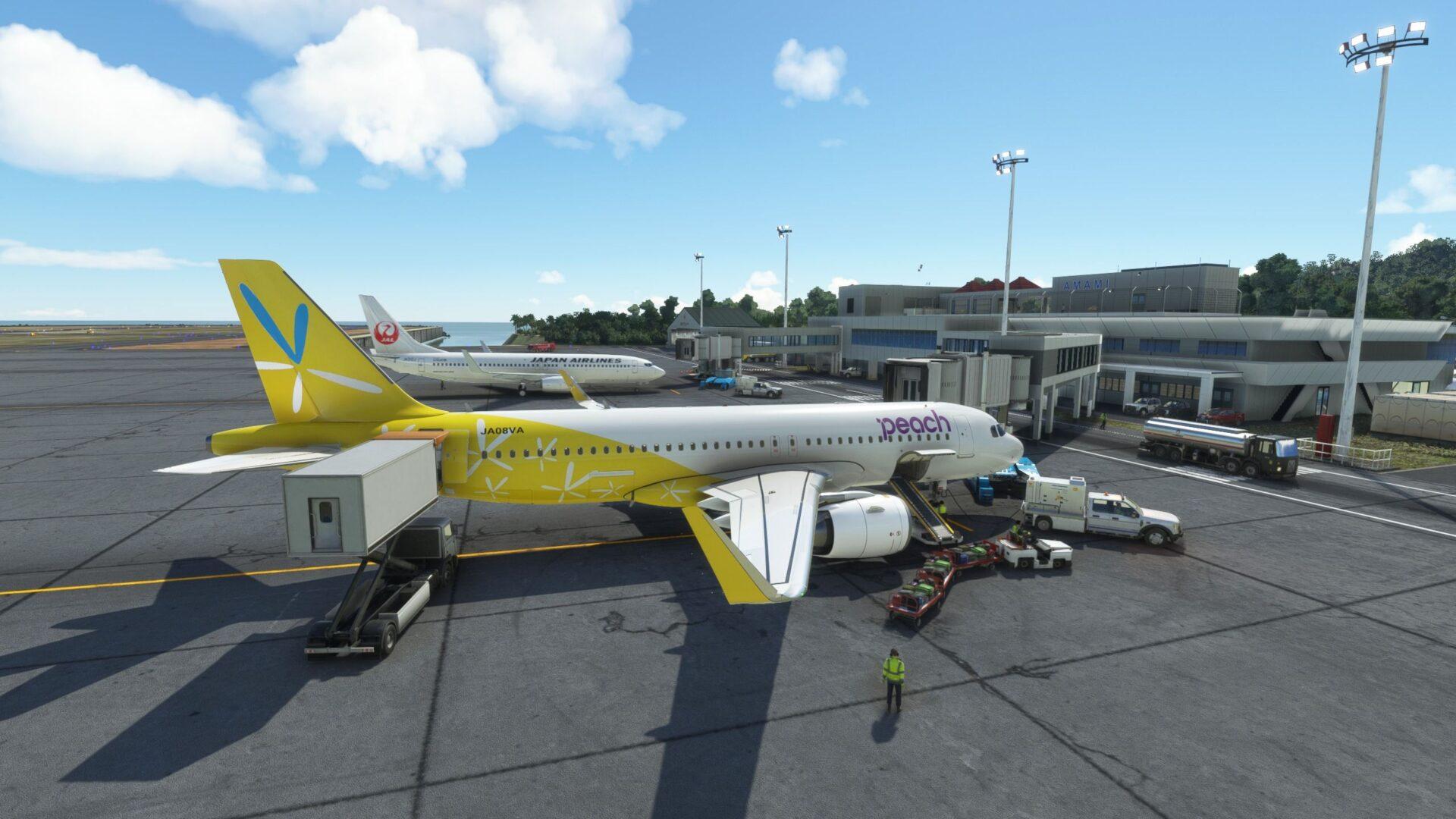 Microsoft Flight Simulator Amami Review