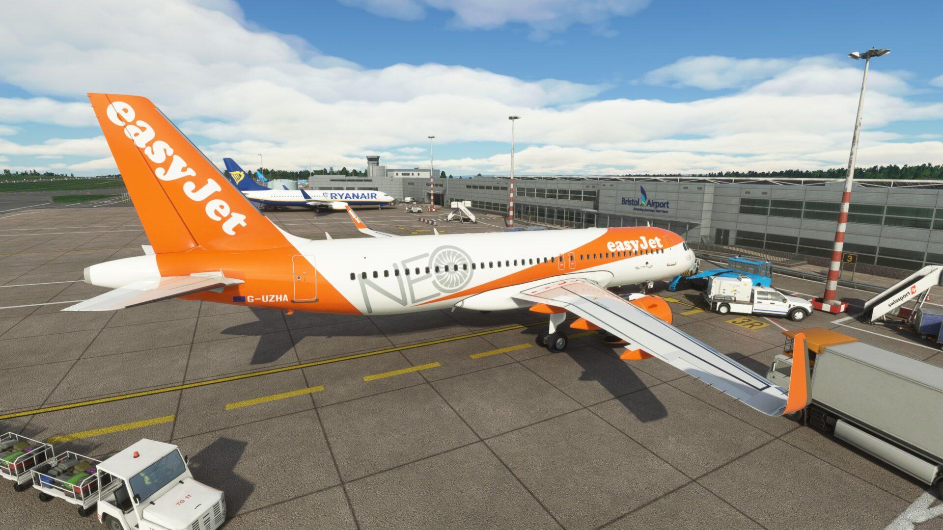 Microsoft Flight Simulator Bristol Airport Review
