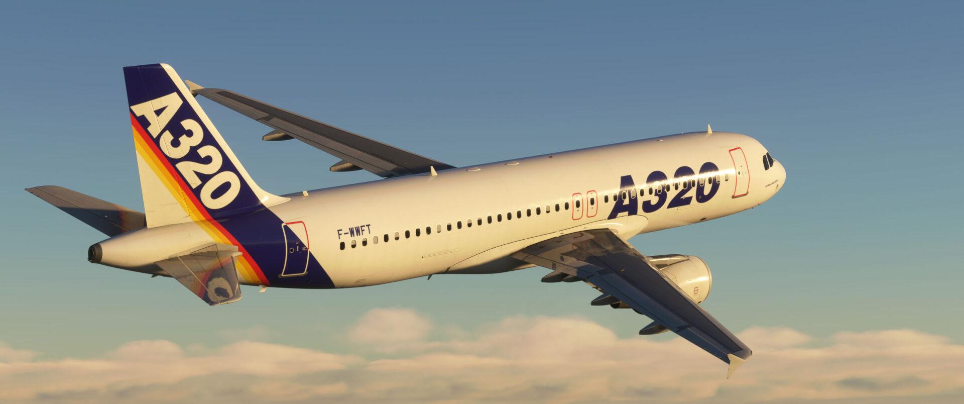 Microsoft Flight Simulator Fenix