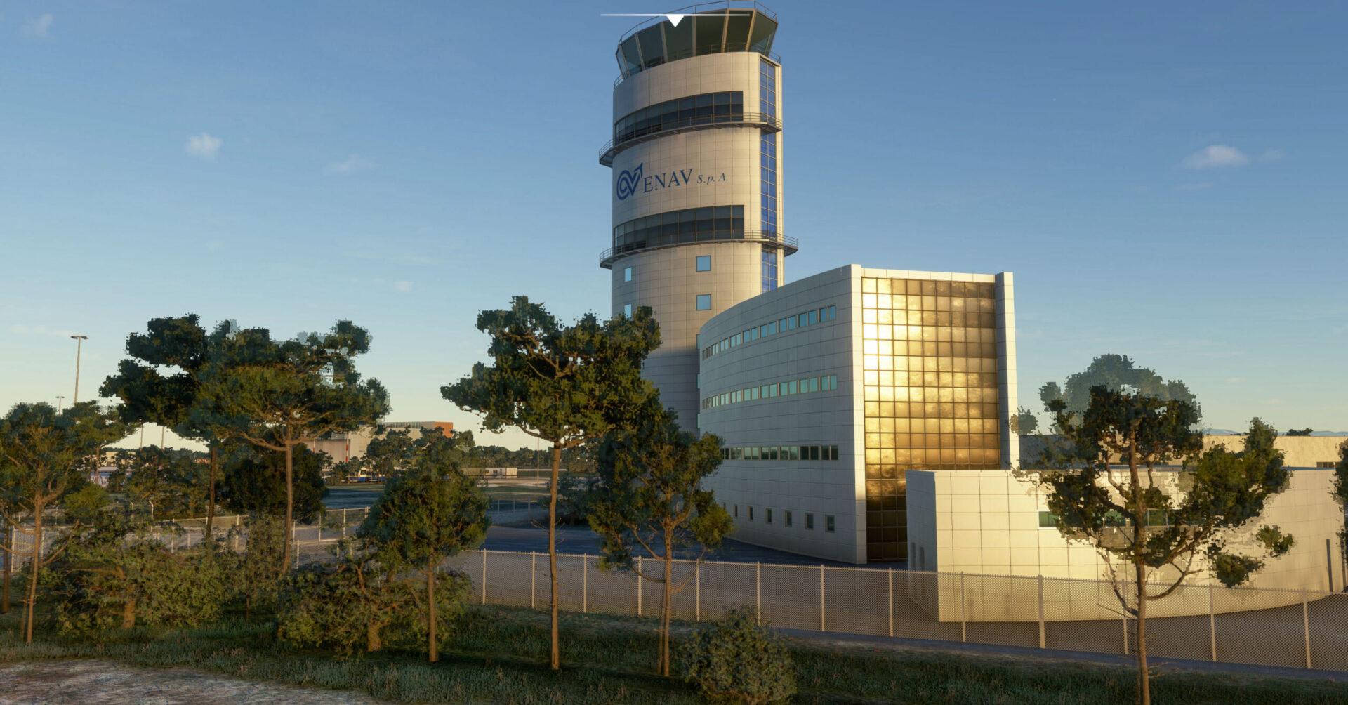 Microsoft Flight Simulator Venezia
