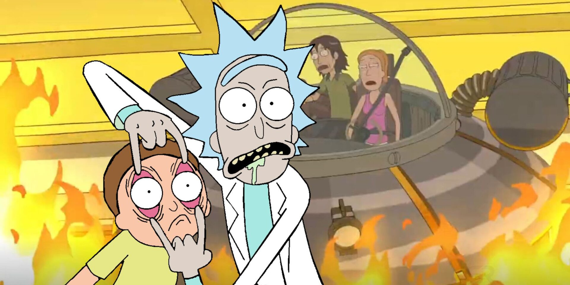 Ranking Rick and Morty