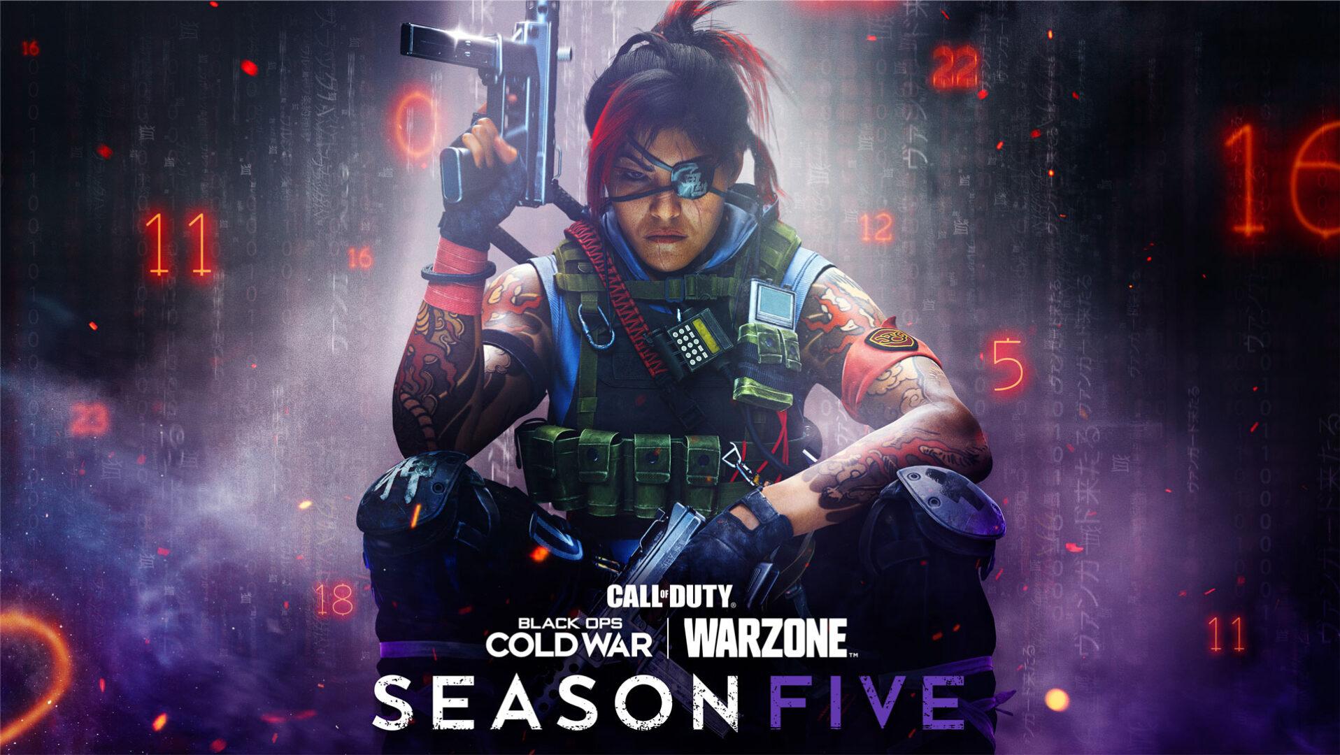 Season 5 Update Warzone
