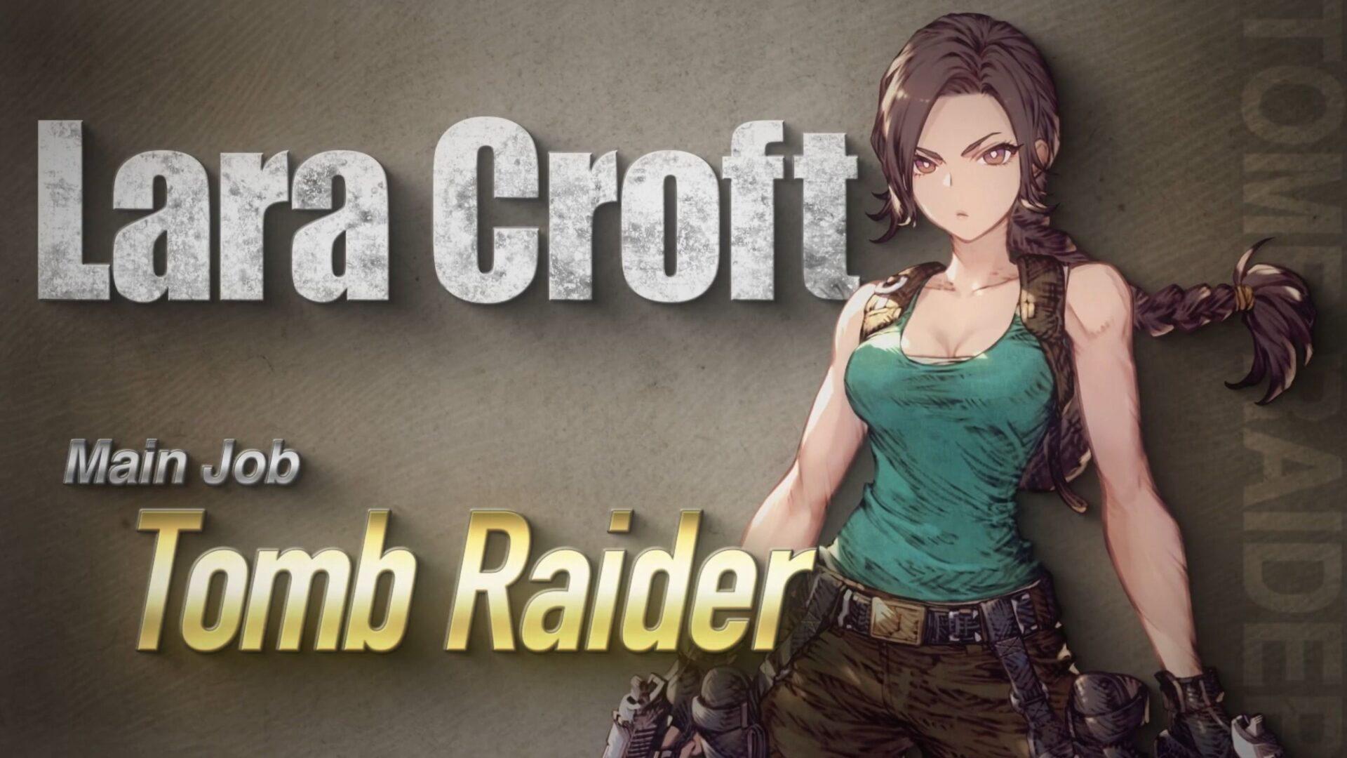 War of the Visions Final Fantasy Tomb Raider