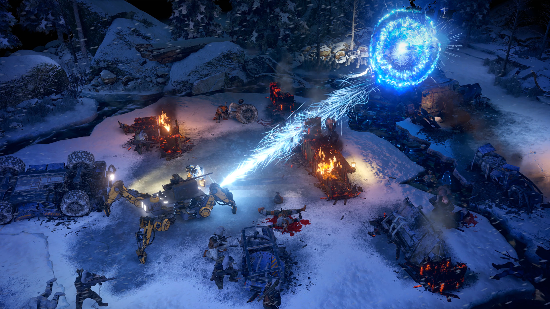 Wasteland 3 Gamescom DLC Announcement