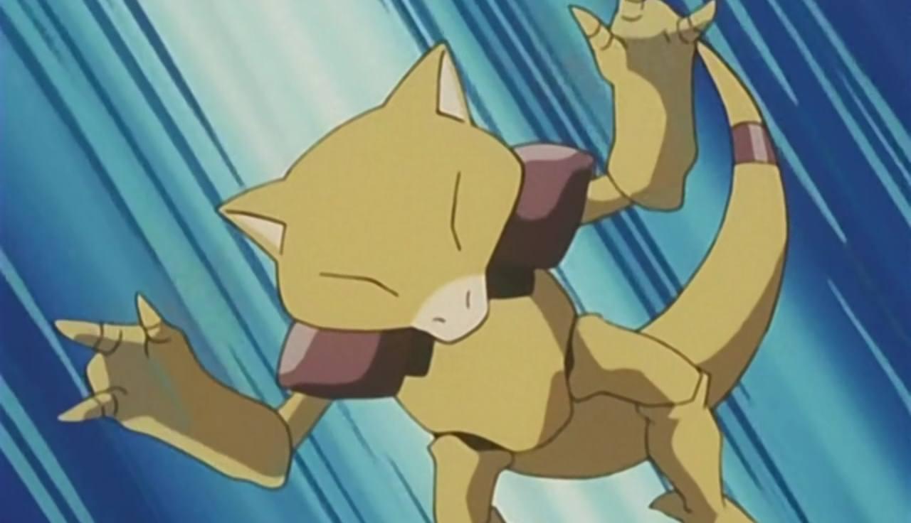 Pokemon, abra