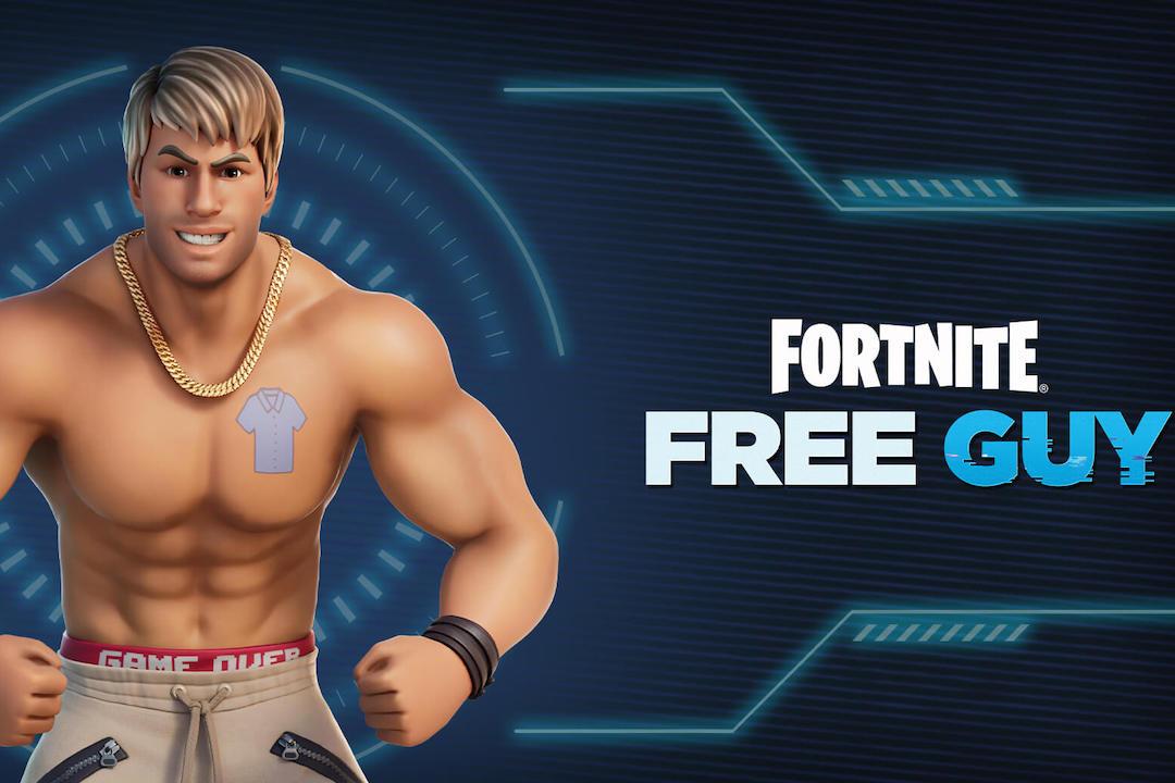 Fortnite Free Guy