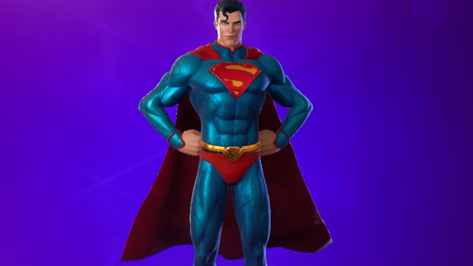 fortnite superman guide