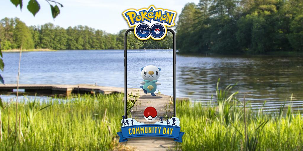 oshawott community day