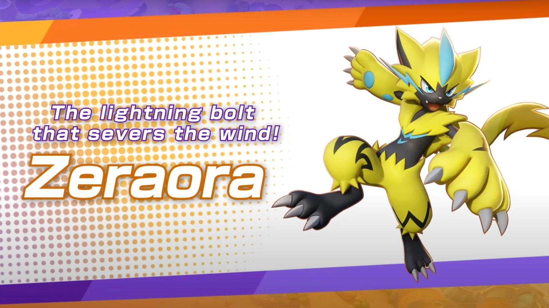 pokemon unite zeraora guide, pokemon unite zeraora moves, pokemon unite zeraora items, pokemon unite zeraora tips, pokemon unite zeraora lane