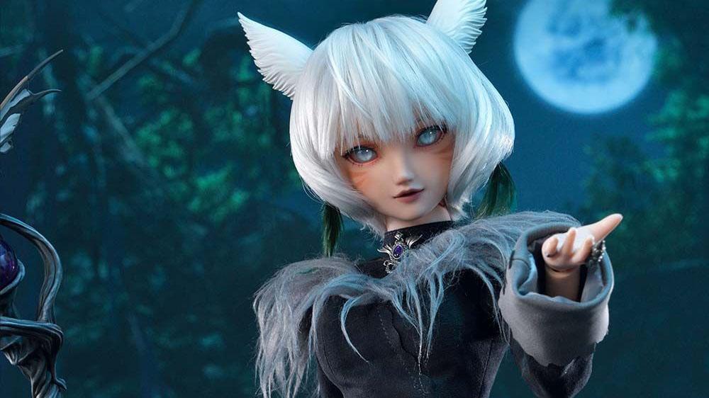 Final Fantasy XIV Dollfie Dream