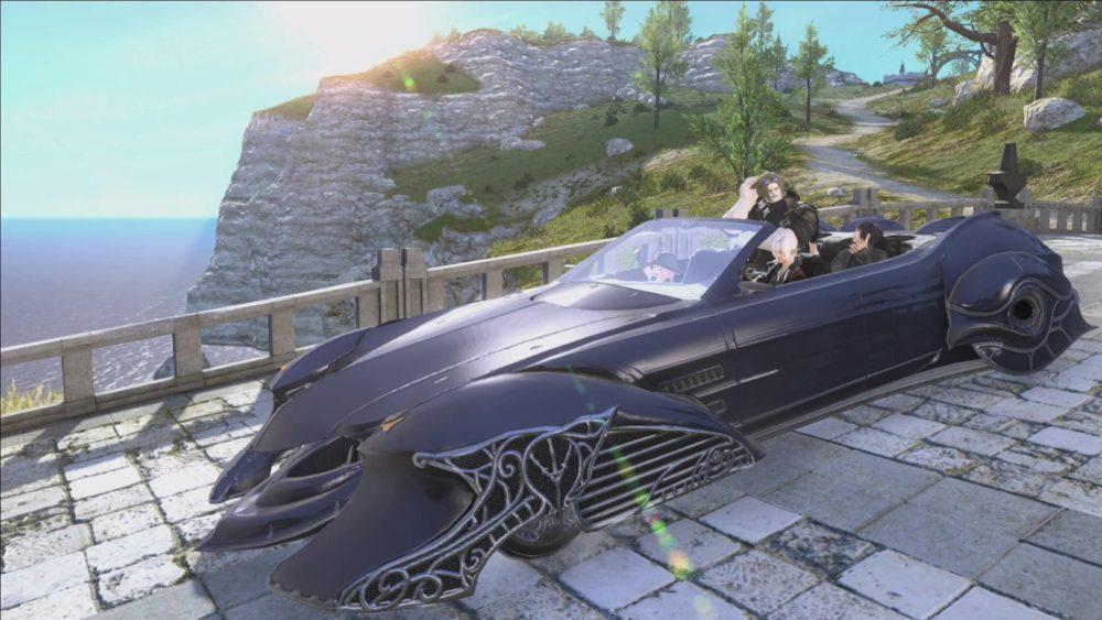 Final Fantasy XIV XV