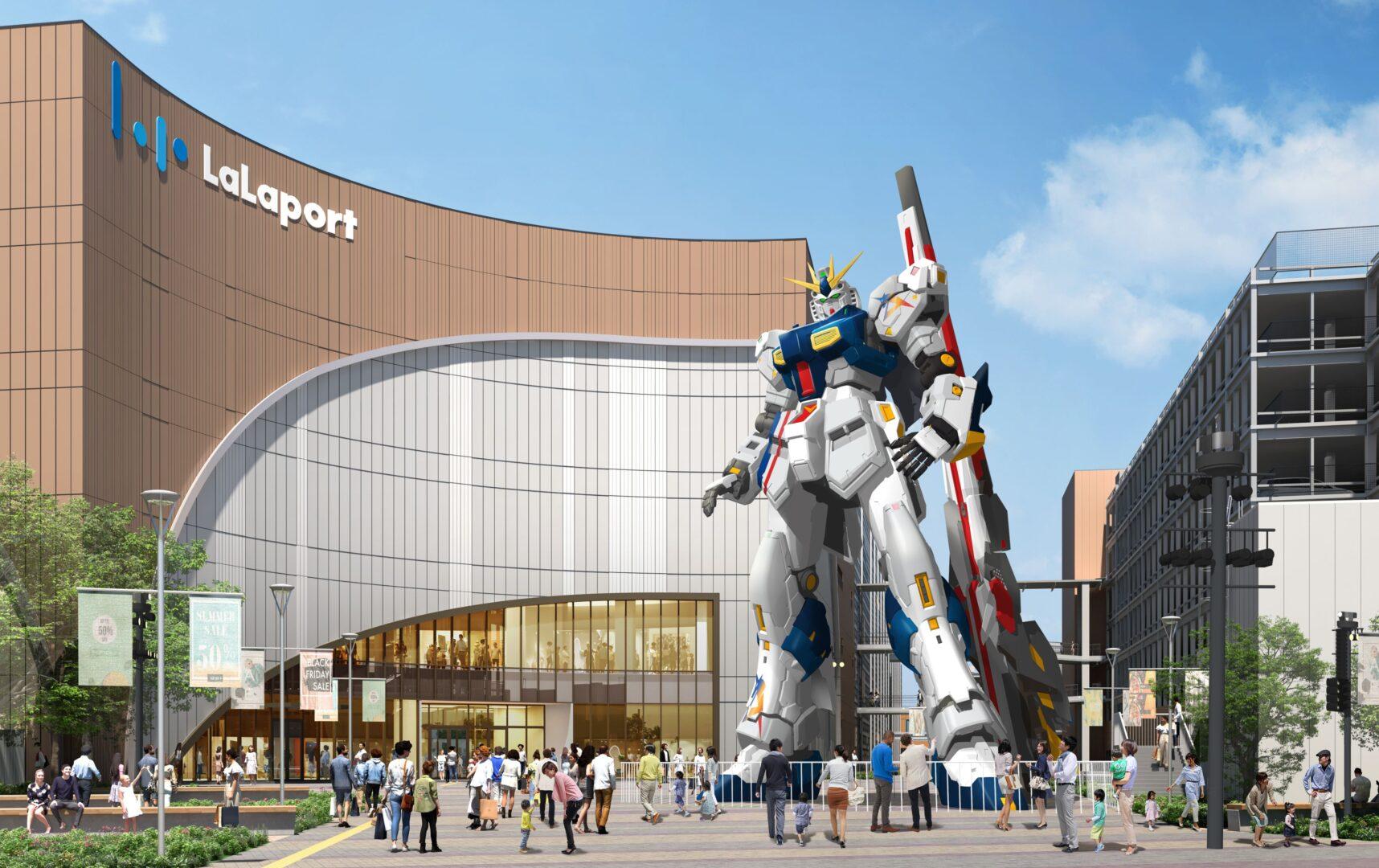 Gundam Fukuoka