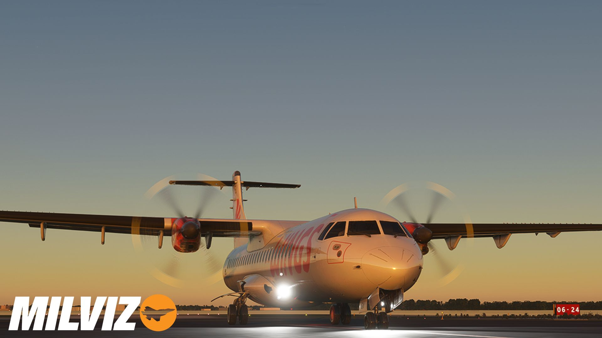 Microsoft Flight Simulator ATR