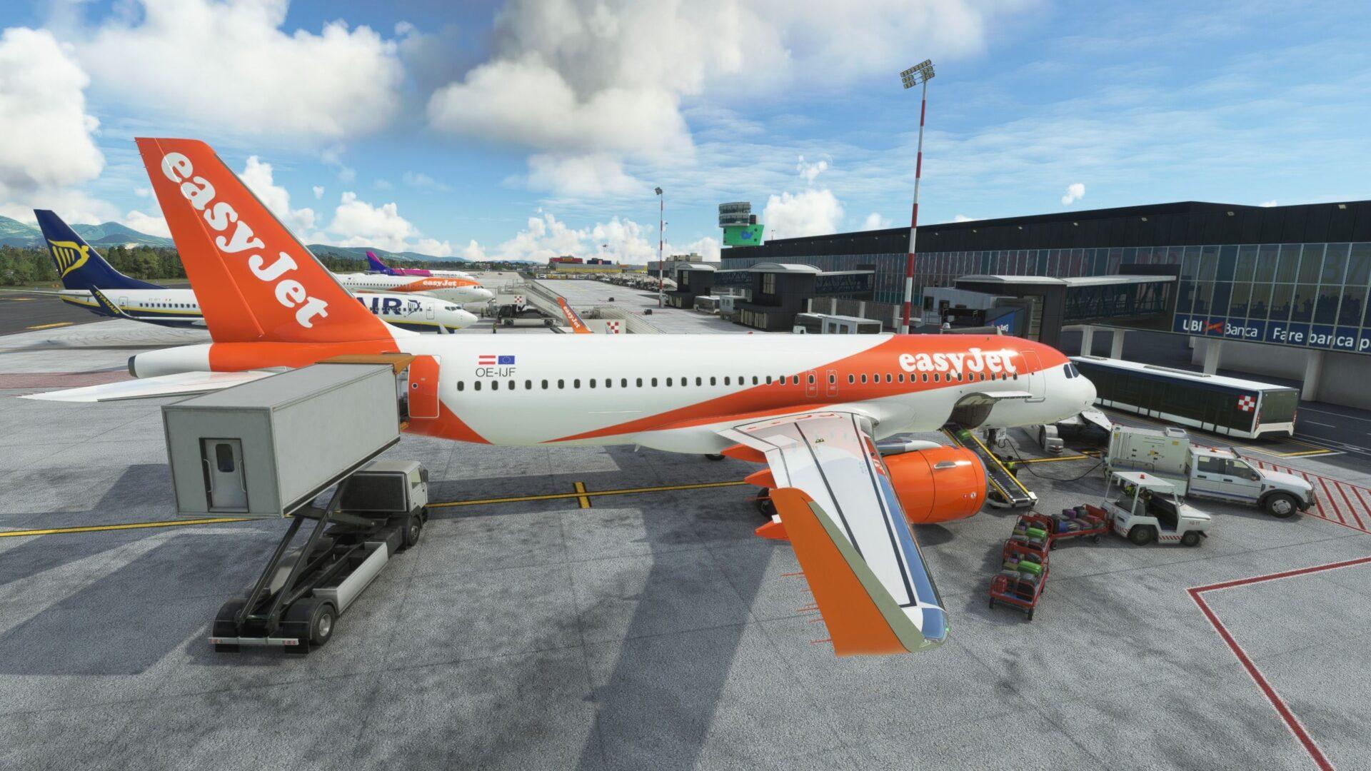 Microsoft Flight Simulator Bergamo Review