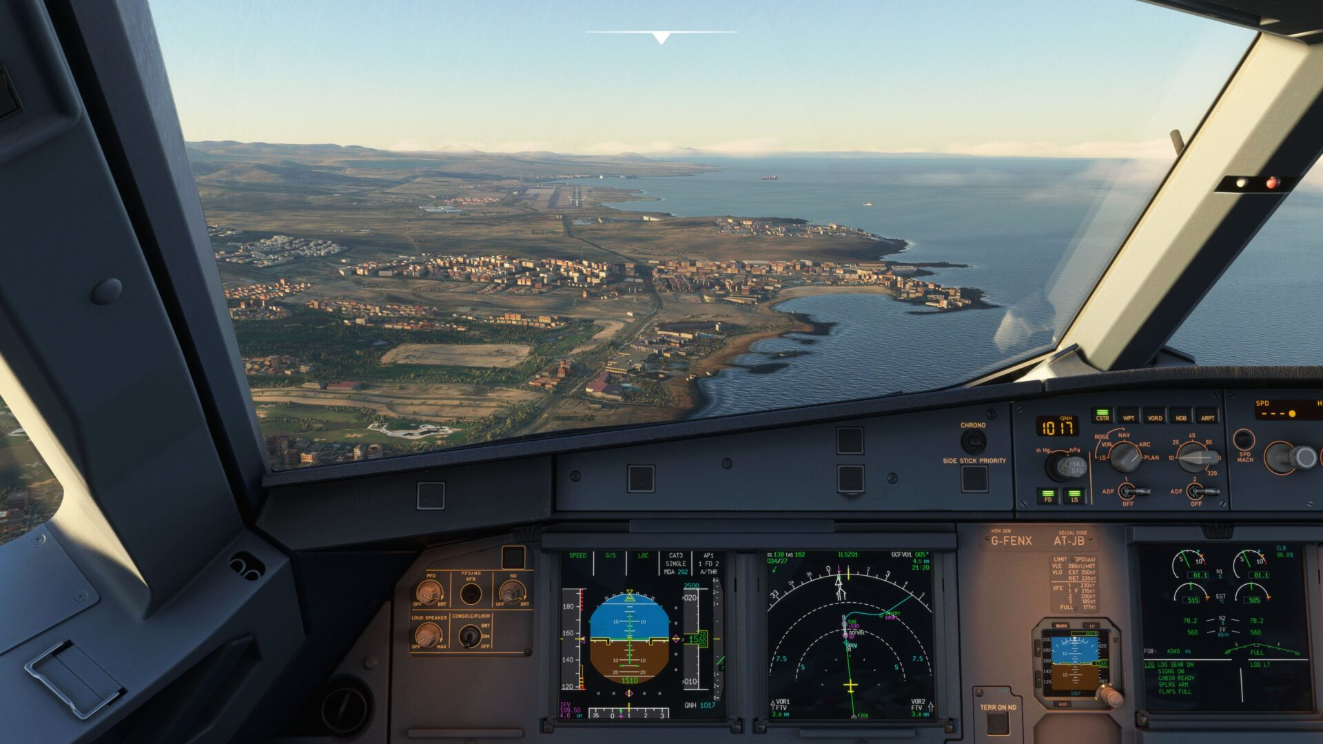 Microsoft Flight Simulator Fenix A320