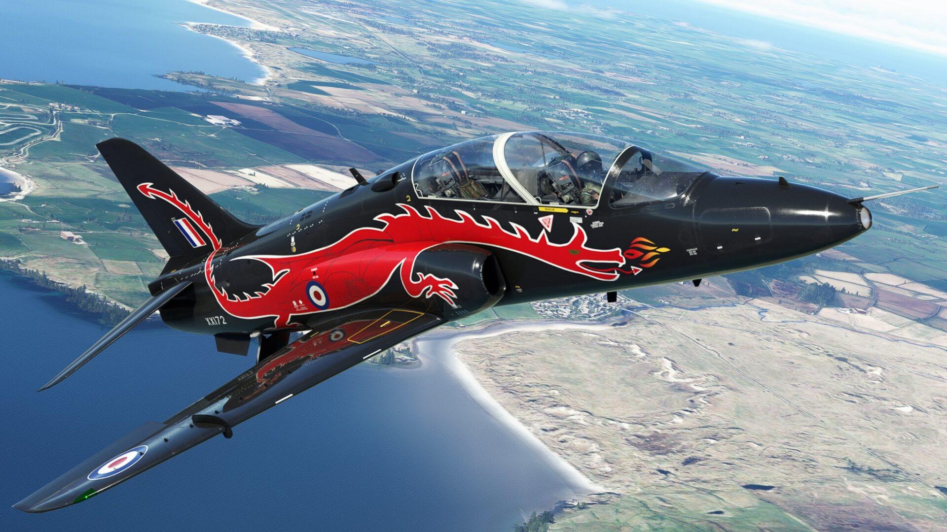Microsoft Flight Simulator Hawk T