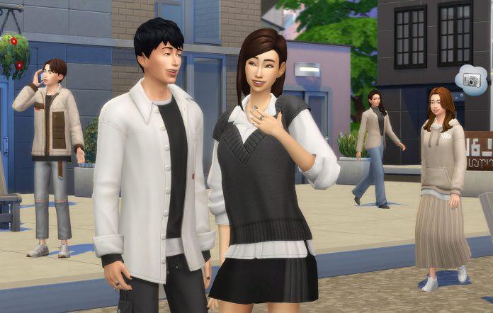 New Sims 4 kits
