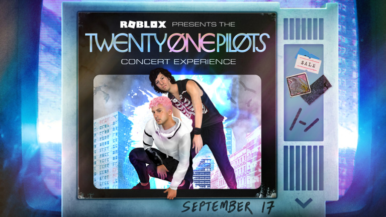 Roblox Twenty One Pilots