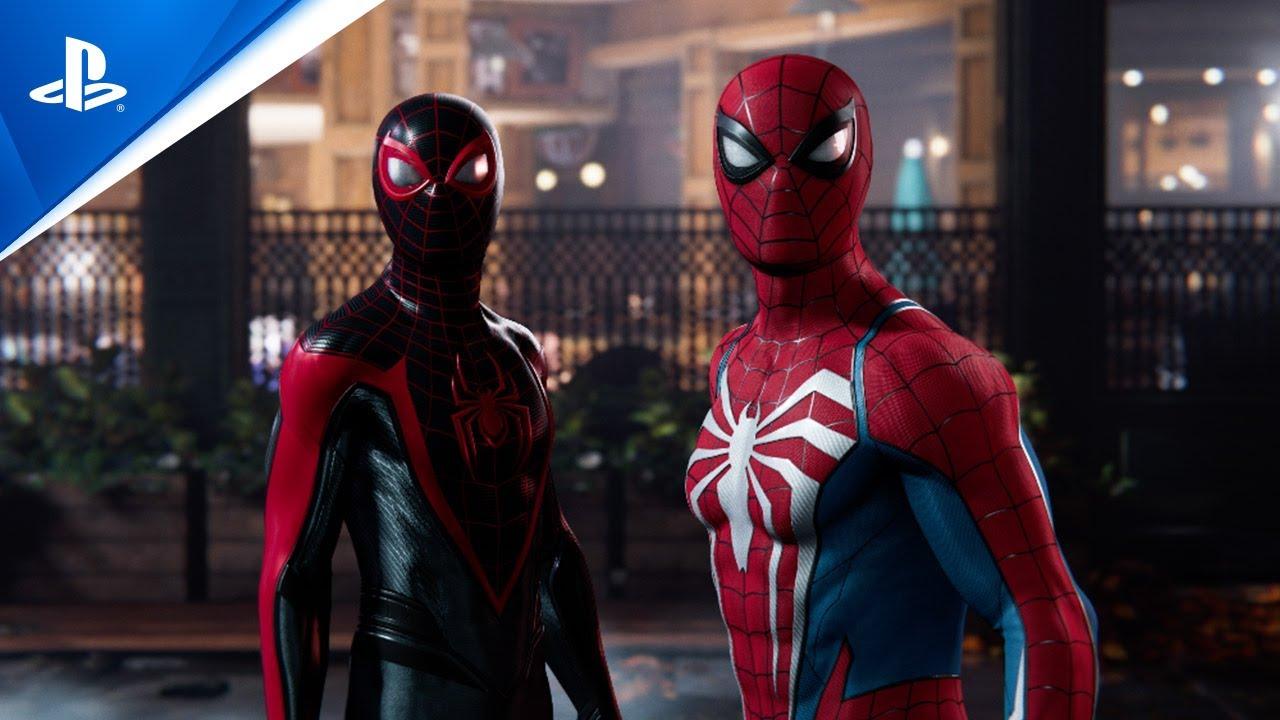 Spider Man 2 Marvel
