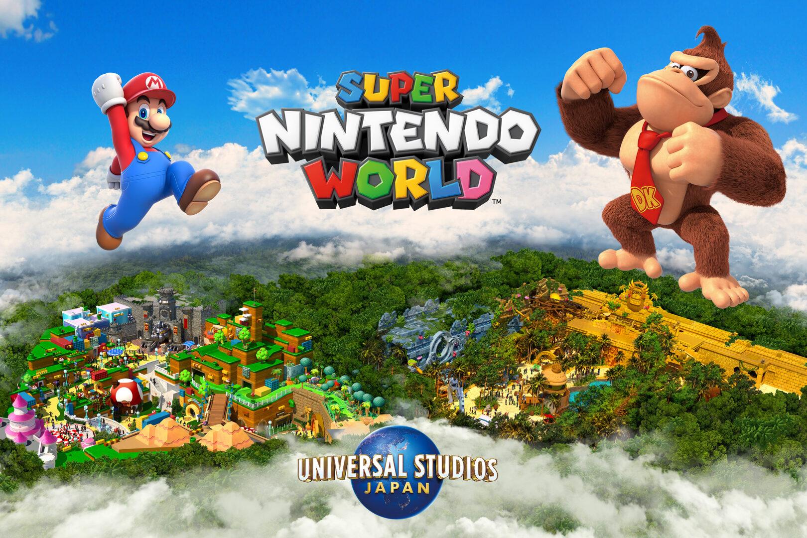 Super Mario world Donkey Kong (1)