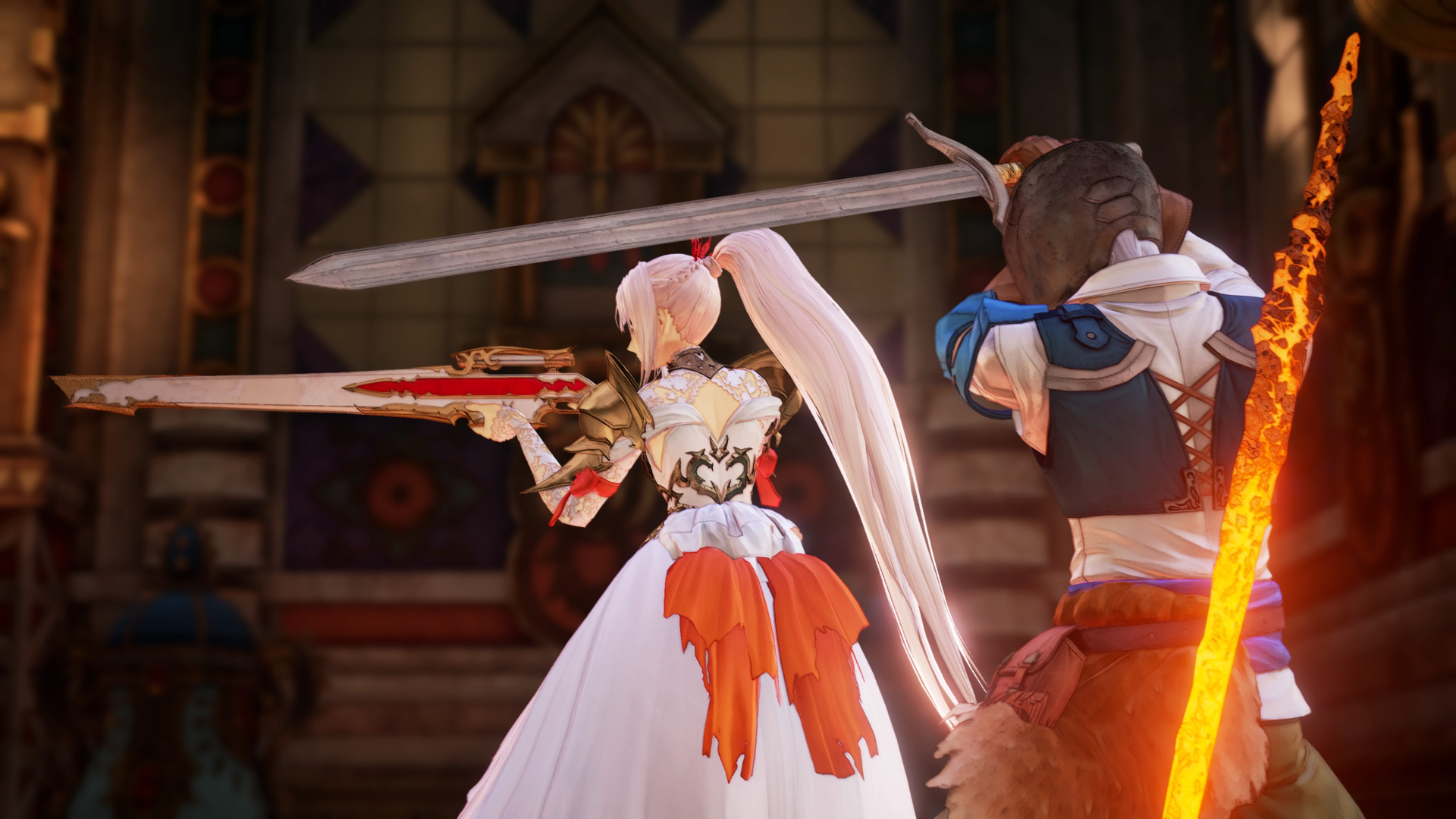 tales of arise switch characters