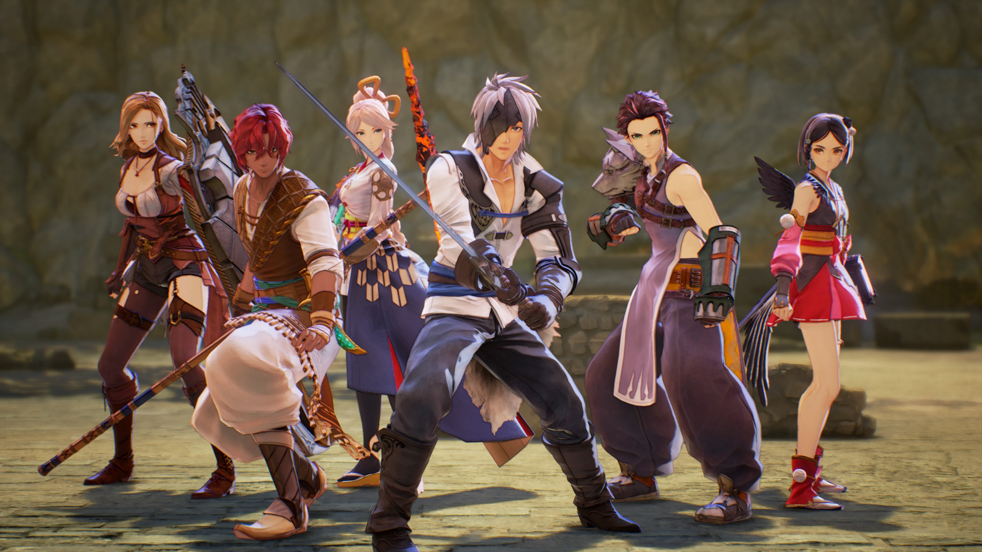 tales of arise outfits
